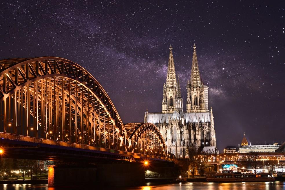 Colônia, Alemanha — Foto: Nikolay Kovalenko | Colin Viessmann/Unsplash