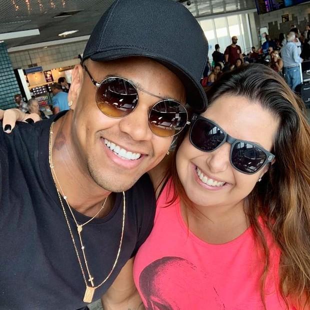 Leo Santana e Mariana Xavier (Foto: Reprodução Instagram)