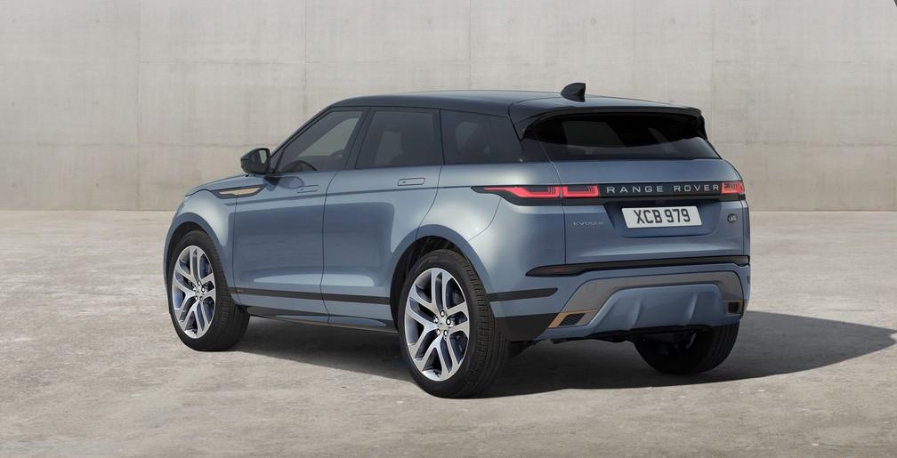 Range Rover Evoque 2019 — Foto: Divulgação