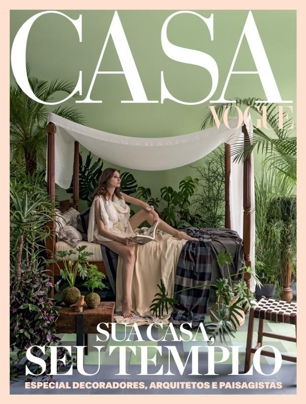 Participe do Especial Decoradores, Arquitetos e Paisagistas 2019 (Foto: Casa Vogue)