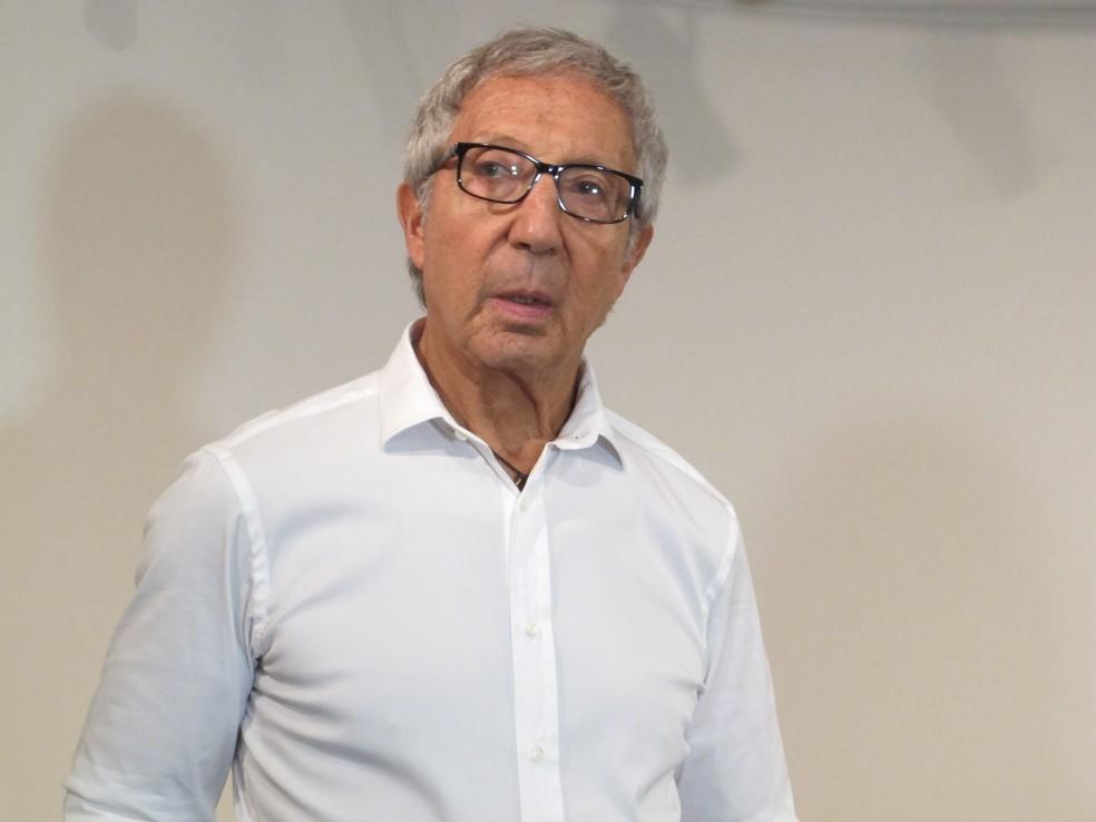 Abílio Diniz, em imagem de 2013 (Foto: Simone Cunha/G1)
