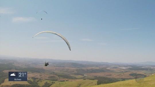 4ª etapa da Copa do Mundo de Parapente é realizada em Andradas