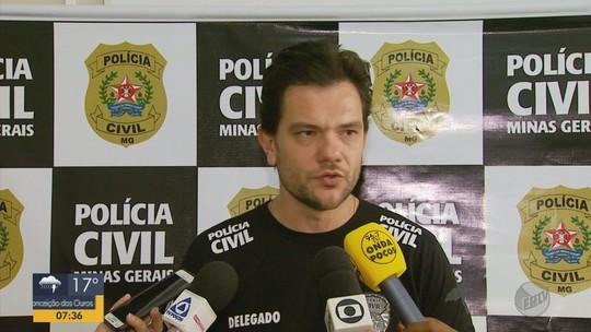 Policia cumpre nove mandados de busca e apreensão e casal é preso em Poços de Caldas, MG