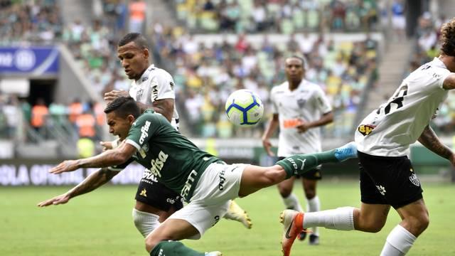 Dudu e Otero em Palmeiras x Atletico-MG
