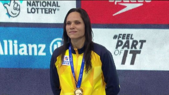Novata aos 34: maior medalhista do Brasil em Londres só soube há um ano que seria paralímpica