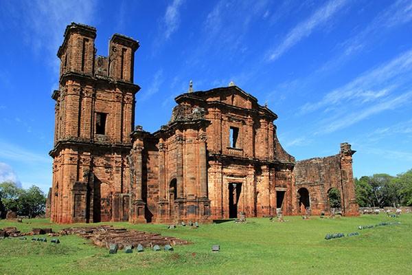 Sitio Arqueologico de Sao Miguel Arcanjo (Foto:  )