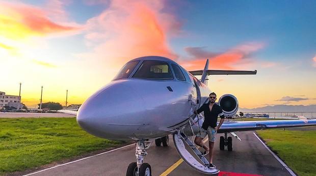 A Flapper permite reserva de assentos em voos compartilhados ou o aluguel dos próprios aviões para uso particular (Foto: Divulgação)