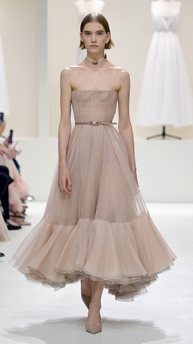Ucha Meirelles Alta-Costura - (Dior Couture/ outono-inverno 2018) (Foto: Getty Images)