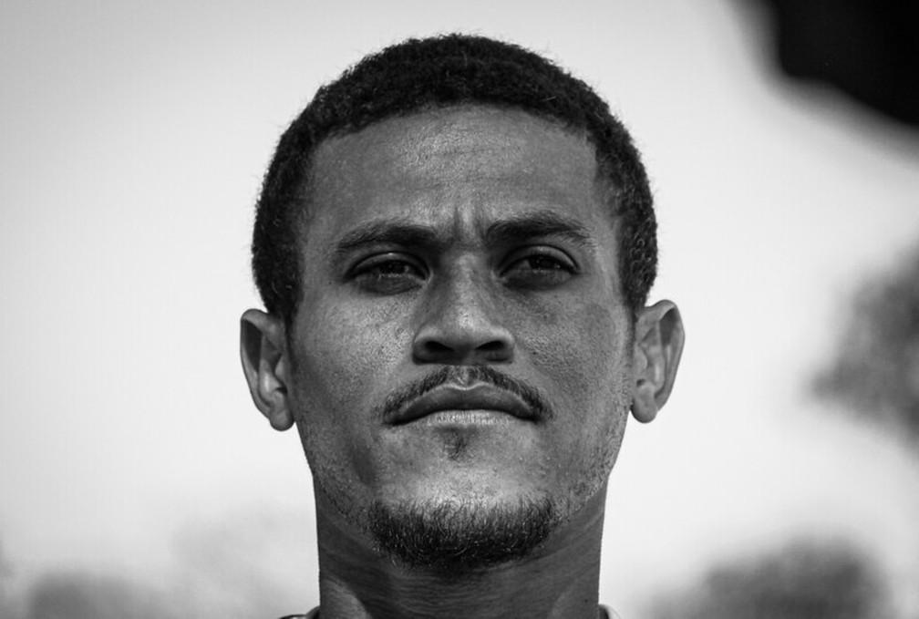 João Paulo foi feirante até os 20 anos  — Foto: Luiz Guilherme Martins/ PontePress