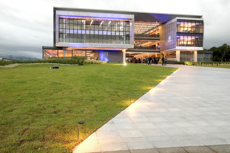 Ágora Tech Park torna-se Centro de Inovação de Joinville