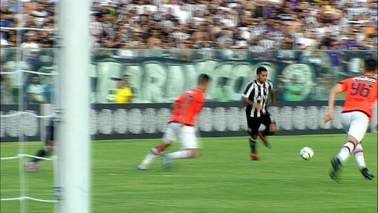 Após empate, Lisca parabeniza defesa do Ceará e prevê melhoras no ataque