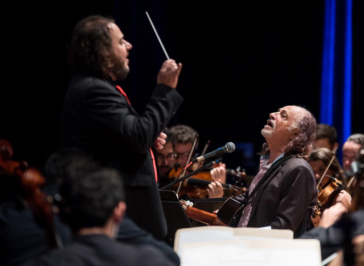 Alceu Valença apresenta o segundo movimento da sinfonia 'Valencianas'