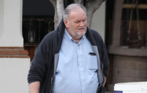 Thomas Markle, pai de Meghan Markle (Foto: Backgrid)