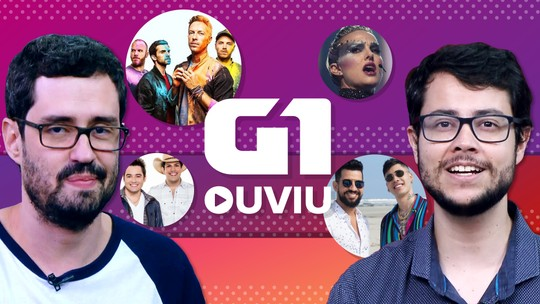 G1 Ouviu: Coldplay argentino, Natalie Portman popstar, Kevinho possessivo e sertanejo exagerado