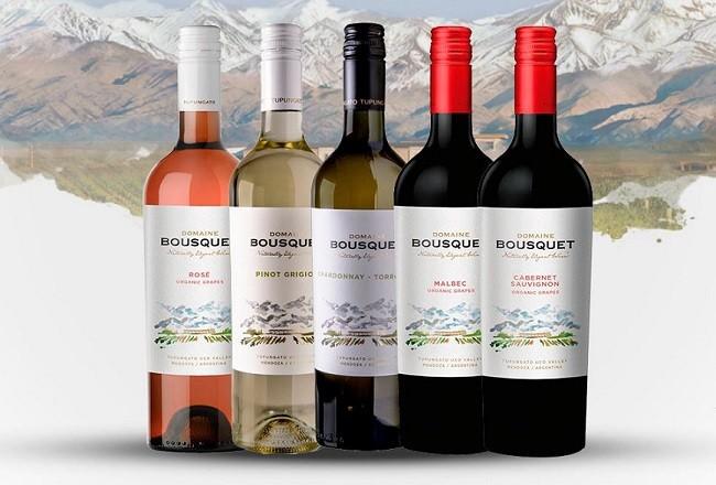 Vinhos da Domaine Bousquet: orgânicos argentinos