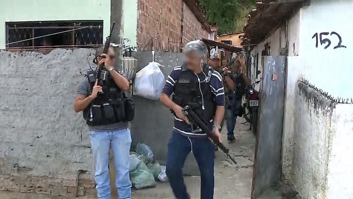 Operação desarticula grupo suspeito de sequestros-relâmpagos em João Pessoa
