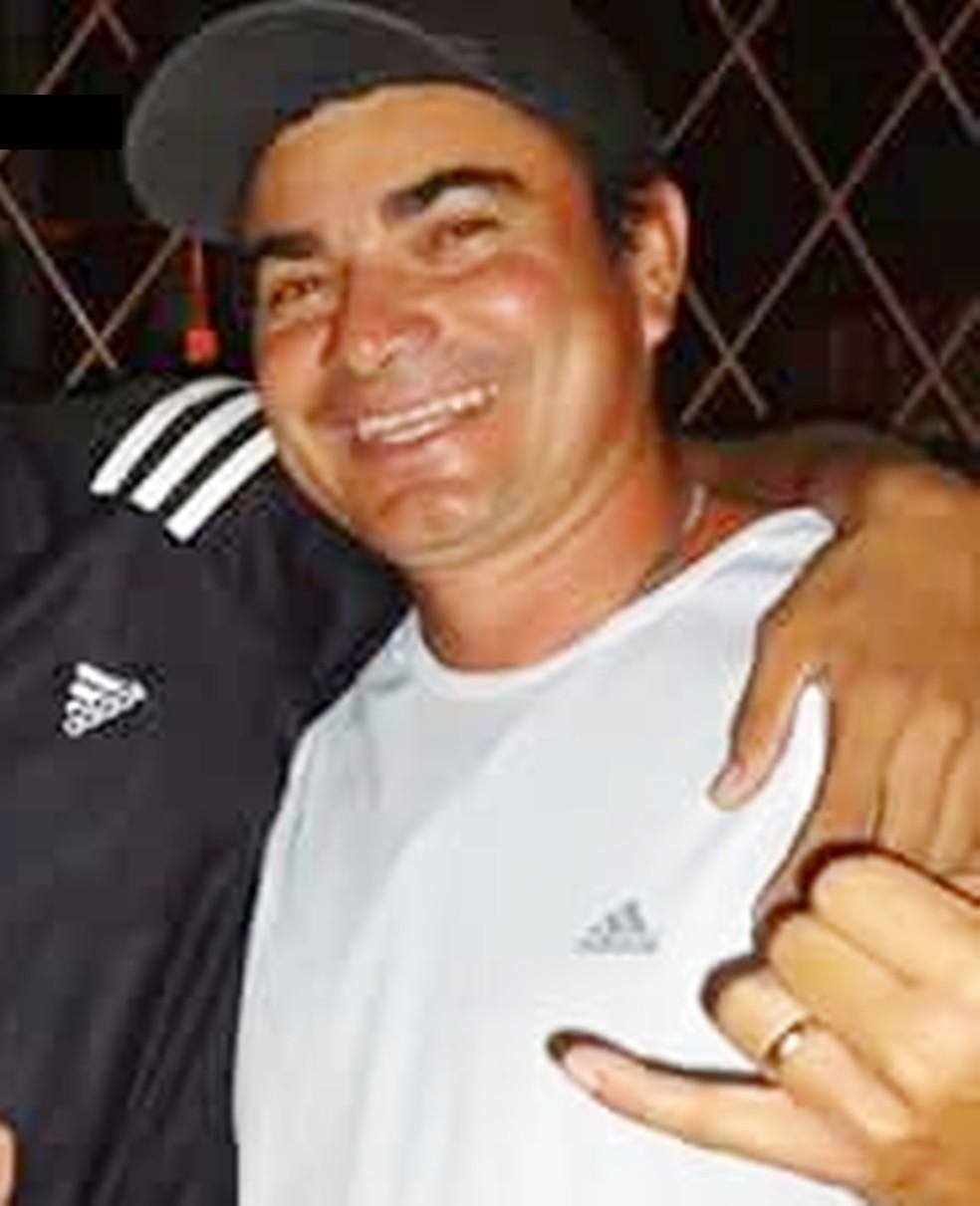 Marcondes trabalhava como pedreiro na construção da casa onde corpo foi encontrado (Foto: Polícia Civil/Divulgação)