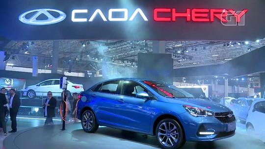 Caoa Chery apresenta 2 novos SUVs no Salão do Automóvel