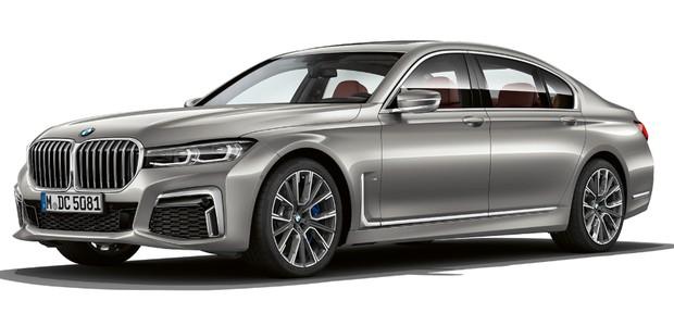 BMW M760Li  (Foto: BMW)