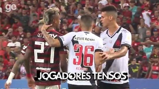 Assista aos gols de Flamengo e Vasco por outros ângulos