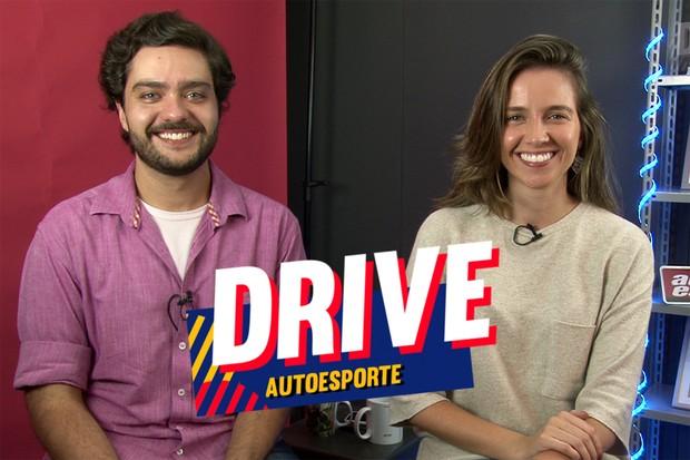 Drive Autoesporte 23/03/2018 (Foto: Autoesporte)