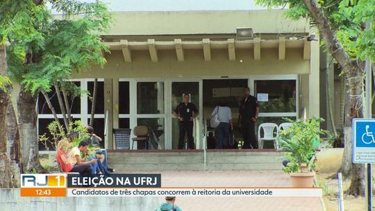 Começa processo para eleição de novo reitor da UFRJ
