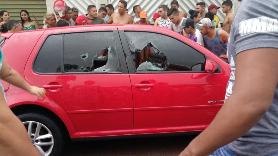 Casal é morto a tiros em frente a própria casa, em Abaetetuba