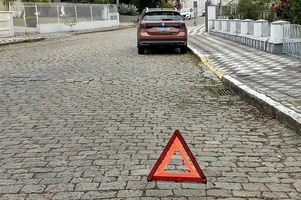 Volkswagen T-Cross Estepe (Foto: Rodrigo Ribeiro)