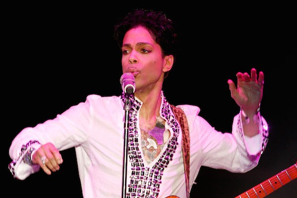O cantor Prince (Foto: Getty Images)