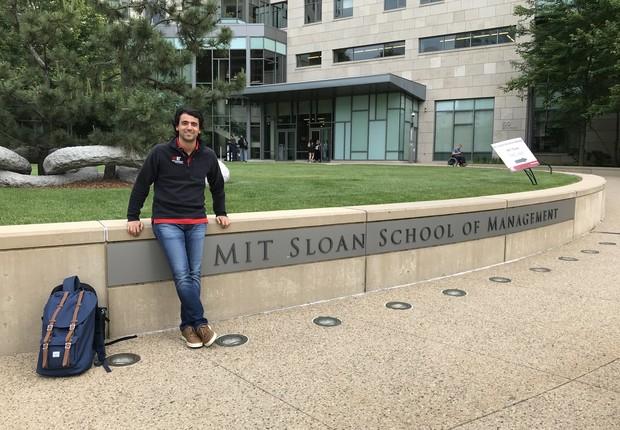Como é fazer o programa executivo do MIT