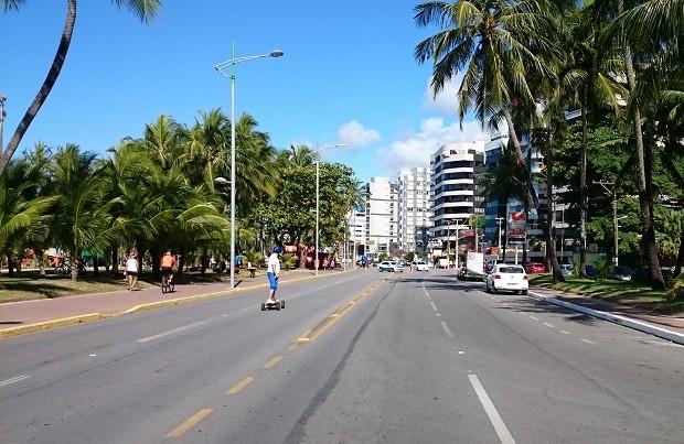 'Rua Fechada', na orla de Maceió, passa a acontecer também aos sábados