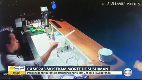 PMs acusados de matar sushiman em restaurante de SP viram réus