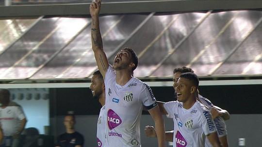 Atuações do Santos: Sánchez tira duas assistências da cartola; Jobson vai mal em estreia