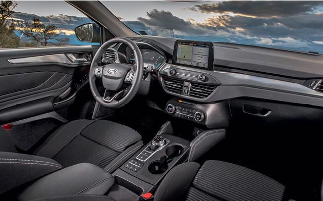 Ford Focus Titanium (Foto: divulgação)
