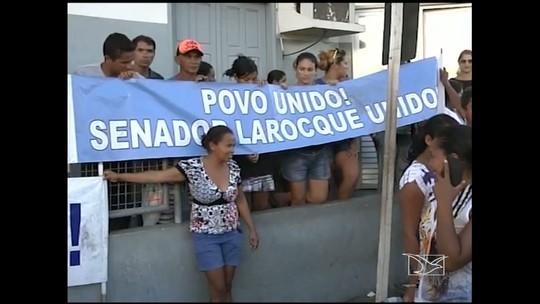 Lavradores protestam contra anexação de povoados em Senador La Roque