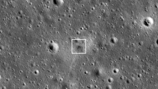 Foto: (Divulgação/NASA/GSFC/Arizona State University)
