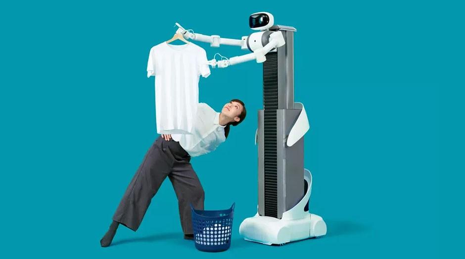 O Ugo é uma criação da startup japonesa Mira Robotics. (Foto: Divulgação)