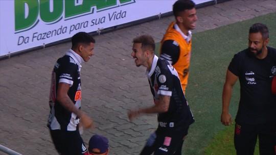 Atuações do Vasco: Marrony é premiado com gol; Richard vai mal