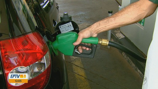 Araraquara, SP, registra maior redução no preço médio do etanol na região