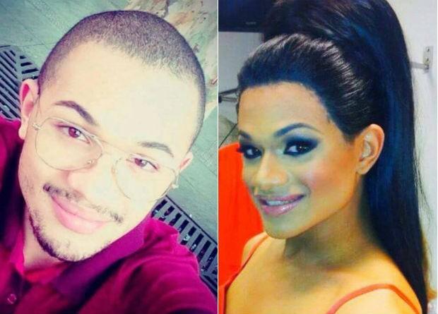 Miss Barretos Gay, Sheron Correa, de 23 anos  (Foto: Divulgação)