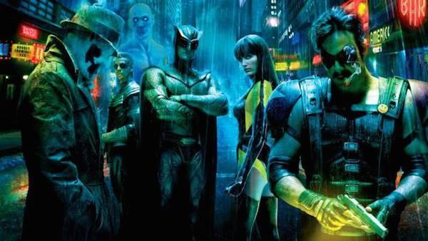 O filme de Watchmen, lançado em 2009 e dirigido por Zack Snyder (Foto: Reprodução)