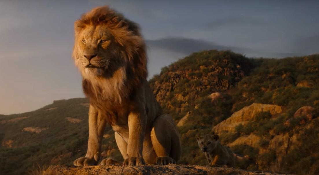 O Rei Leão, em live-action, estreia em julhos nos cinemas brasileiros (Foto: Divulgação/ Disney)