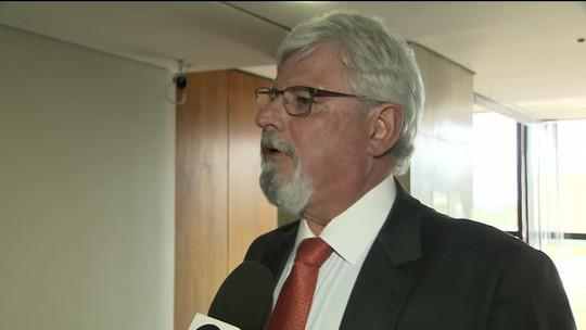 Janot reclama de desistência de depoimento por defesa de Joesley