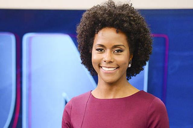 Maria Júlia Coutinho (Foto: TV Globo)
