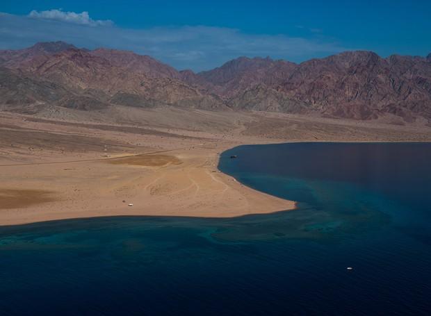 NEOM: o projeto visa ser um exemplo de inovação e sustentabilidade (Foto: NEOM/Divulgação)