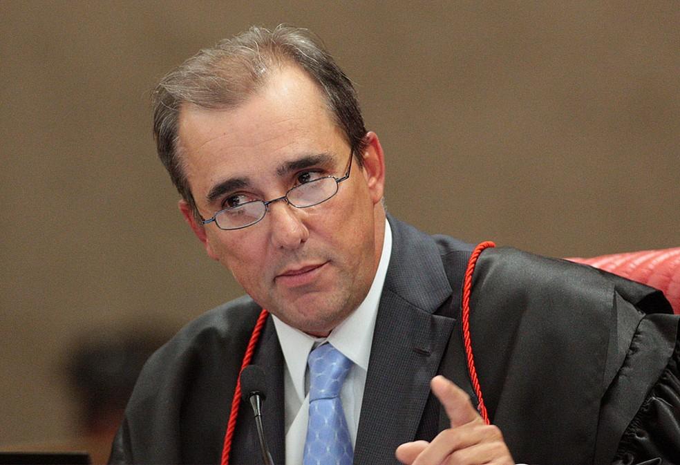 O ministro do TSE Admar Gonzaga (Foto: Divulgação TSE)