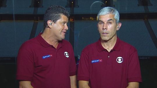 Ricardinho pede critério maior com estrangeiros e diz que Santos não precisa contratar novo goleiro