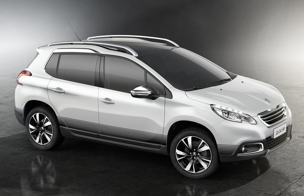 Peugeot Confirma In U00edcio Das Vendas Do 2008 No Primeiro