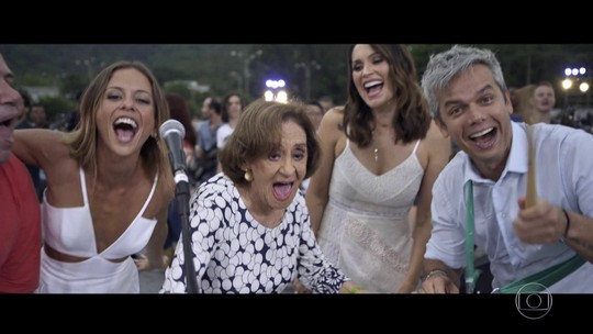 Fim de Ano na Globo: confira a campanha 'Hoje é um Novo Dia'