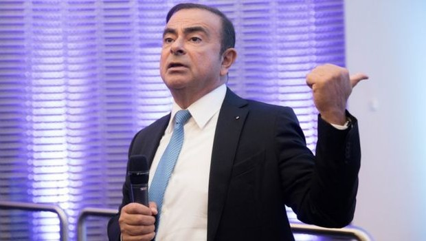 Ghosn também é presidente e diretor-executivo da Renault e da Mitsubishi Motors (Foto: Getty Images via BBC News Brasil)
